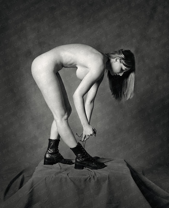 Black Boots II de Jesús Coll