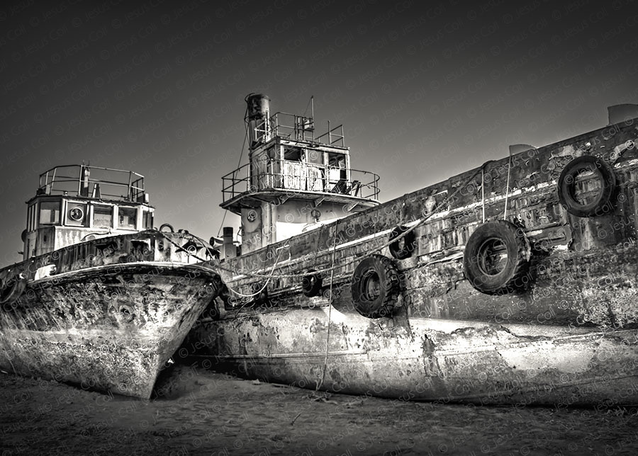 Sail No More. Taladerc'h, Bretagne, France