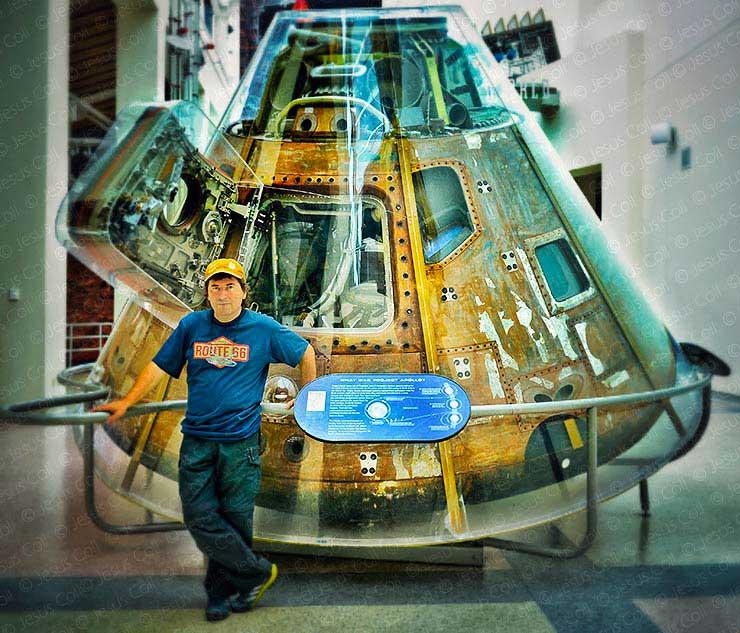 Apollo 16, California Science Center, Los Angeles, USA