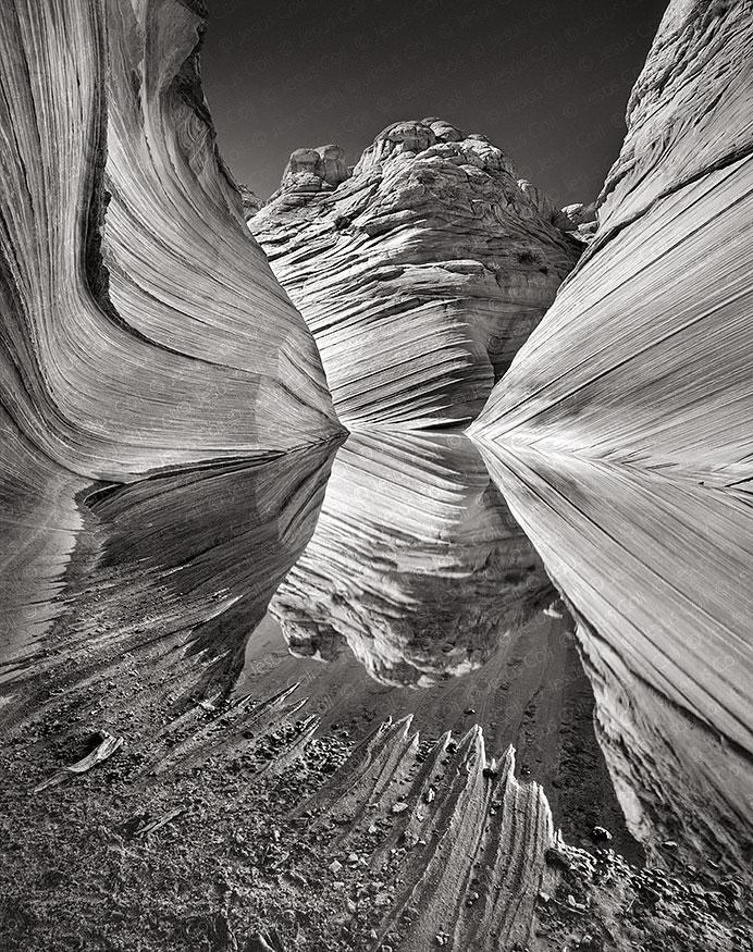 Coyote Buttes, Arizona - Fineart Print