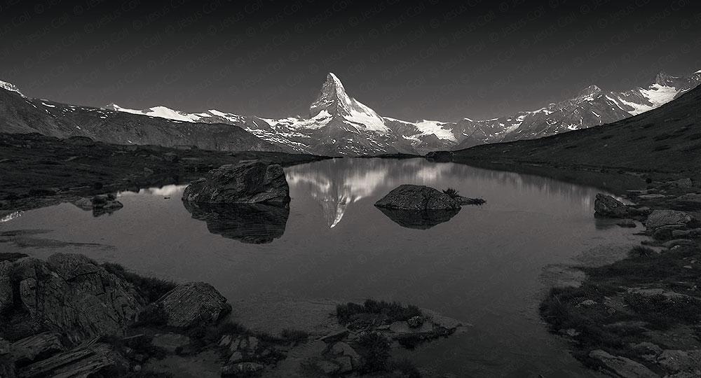 Stellisee Matterhorn, Zermatt, Switzerland