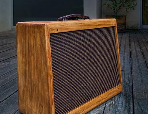 Amplificador Guitarra Fender Tweed Deluxe 5E3